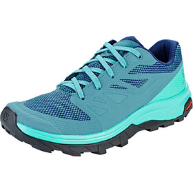 Salomon Outline Schoenen Dames, hydro./atlantis/medieval blue